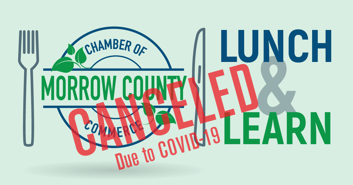 CANCELED - Lunch And Learn