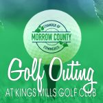 Morrow County Chamber of Commerce 2020 Golf Outing September 18, 2020-Sept18 at Kings Mill Golf Club