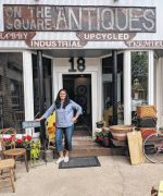 On The Square Antiques
