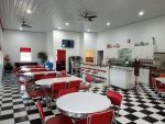 McChesney's Ice Cream Parlor - Inside