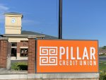 Pillar Credit Union location exterior