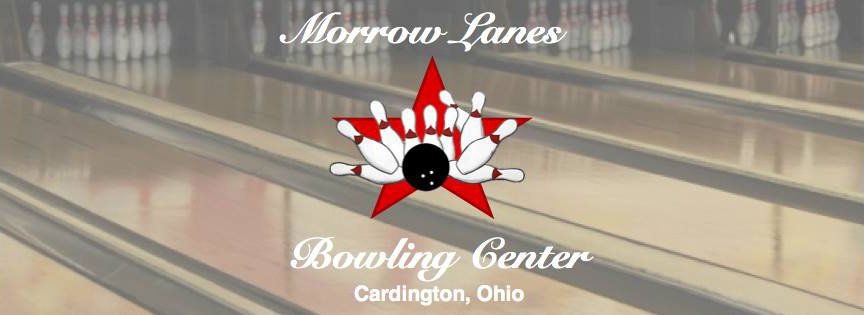 Morrow Lanes Bowling - Logo Photo