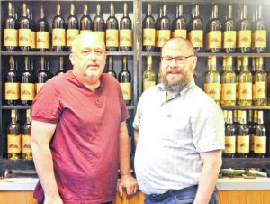 Morrow County Chamber - Bunkers Mill Winery owners